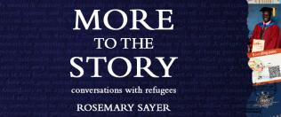 Four Stars for 'More to the Story - conversations with refugees' by Rosemary Sayer