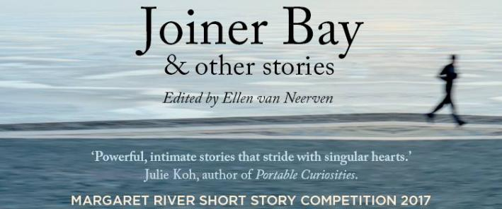 Joiner Bay & other stories launch speech by Geraldine Blake