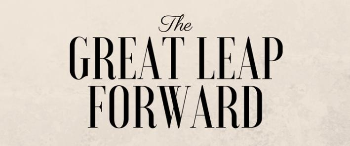 The Great Leap Forward with Penny Gibson
