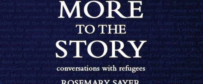 More to the Story - Conversations with Refugees. Interview with the author - Part 2