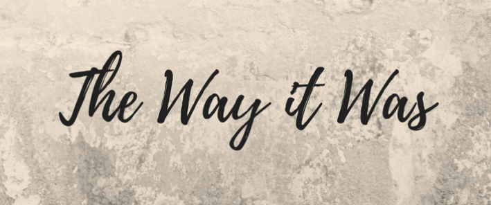 Launching 'The Way it Was' in Perth